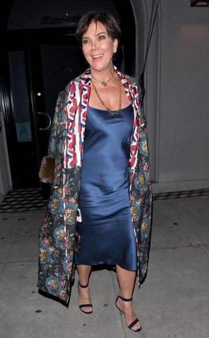 Kris Jenner finalmente se refirió a los rumores de embarazo de Khloe y Kylie