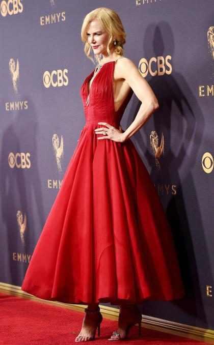 ¡Nicole Kidman hizo lo que todas quieren hacer con Alexander Skarsgard!