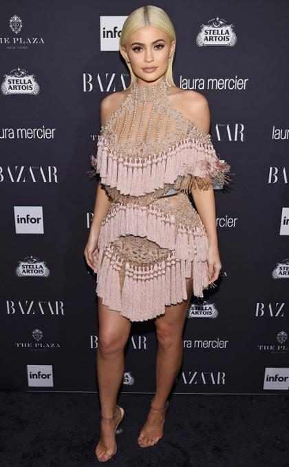 Kylie Jenner está embarazada: Últimos reportes