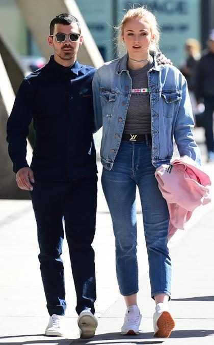 ¡Joe Jonas y Sophie Turner se comprometieron!