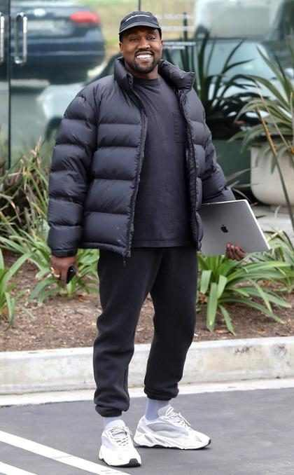 Kanye West volvió a eliminar su Instagram después de rendirle tributo a Kim Kardashian