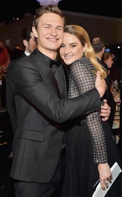 Ellos protagonizaron las mejores reuniones de los Golden Globes 2018
