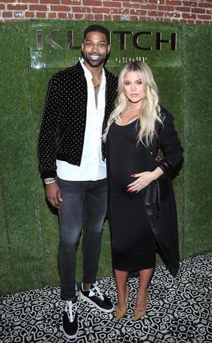 ¡Khloé Kardashian da a luz a su primer bebé con Tristan Thompson!