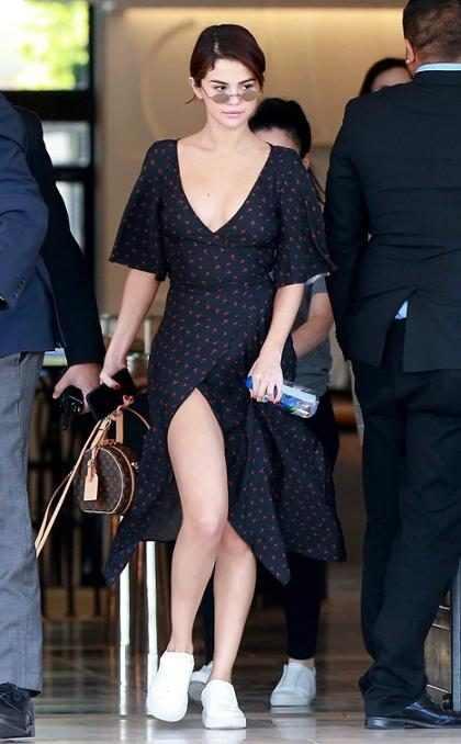Selena Gomez se sometió a un tratamiento para la depresión y la ansiedad