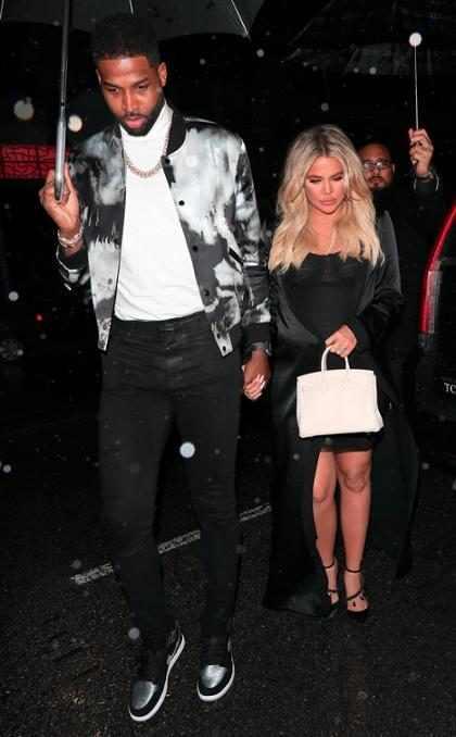 ¿Qué opinan las Kardashians de los reportes de infidelidad de Tristan Thompson?