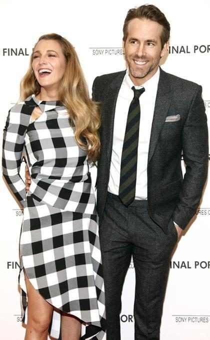 Todas las veces que Ryan Reynolds y Blake Lively se han burlado el uno del otro