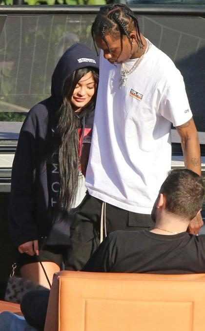 La llegada de Stormi consolidó a Kylie Jenner y Travis Scott como pareja