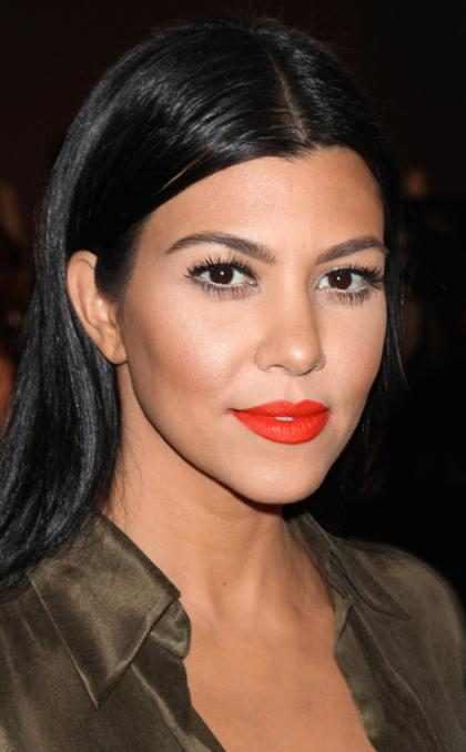 ¡Kourtney Kardashian se desnudó para V Magazine!