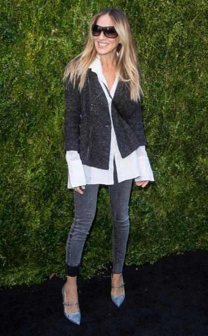 Sarah Jessica Parker en el festival de Tribeca