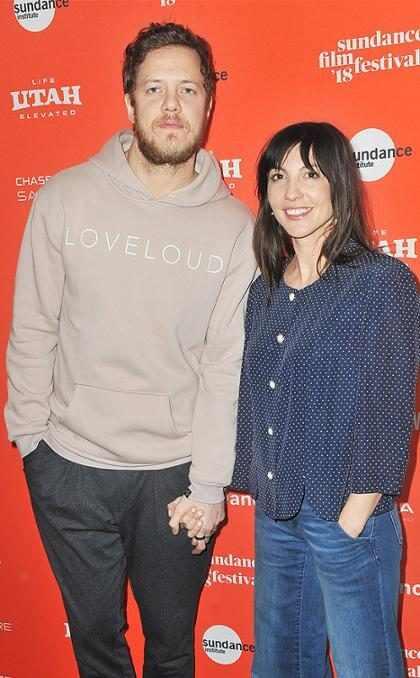Dan Reynolds, vocalista do Imagine Dragons, se separa da esposa após 7 anos