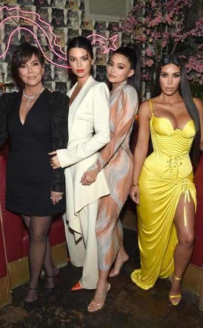 Kris Jenner se venga de sus hijos y les lanza una muy temida maldición