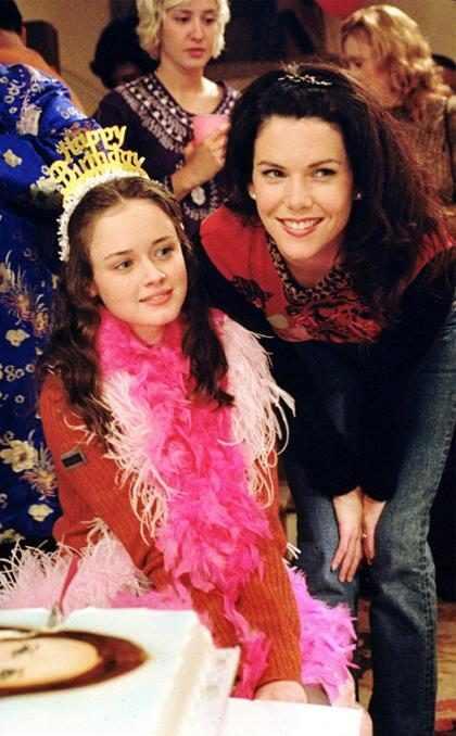 As provas de que Gilmore Girls era uma série inovadora para época