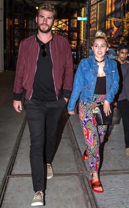 Miley Cyrus e Liam Hemsworth cancelam a lua de mel e detalhes do casamento