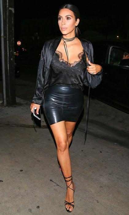 Kim Kardashian confiesa ser una ladrona y revela cuál es su delito