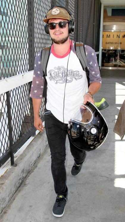 Josh Hutcherson pone una fuerte condición para volver a trabajar con Jennifer Lawrence y Liam Hemsworth