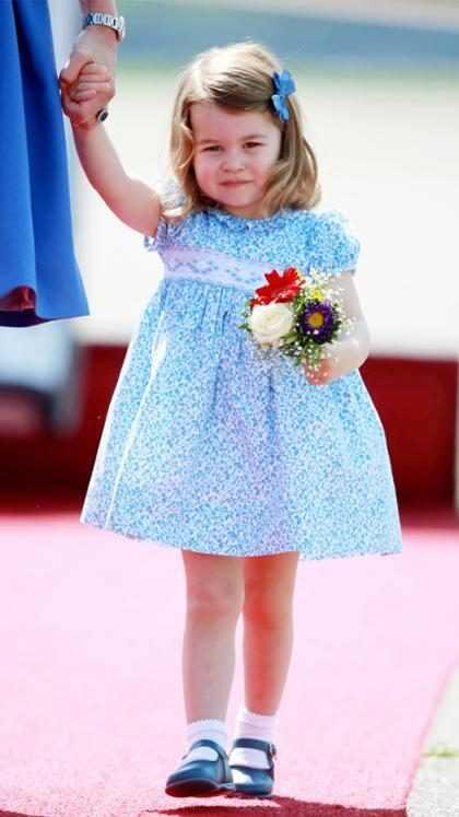 ¡La Princesa Charlotte está lista para ir a clases! Mira 5 cosas que saber sobre su nueva escuela