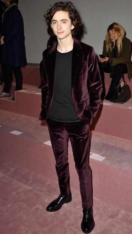 Timothée Chalamet no ganó el BAFTA pero sí fue el héroe de la noche ¡Mira por qué!