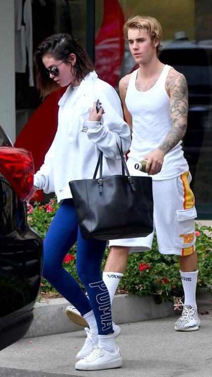 Justin Bieber le declaró su amor a Selena Gómez de una muy tierna manera