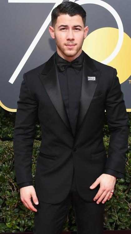 Nick Jonas, con esta imagen del after party de los <em>Golden Globes</em>, gener&oacute; muchas preguntas&#8230;