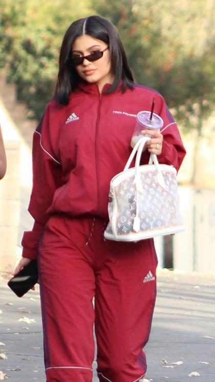 Y así, Kylie Jenner celebra su primer Día de San Valentín como madre
