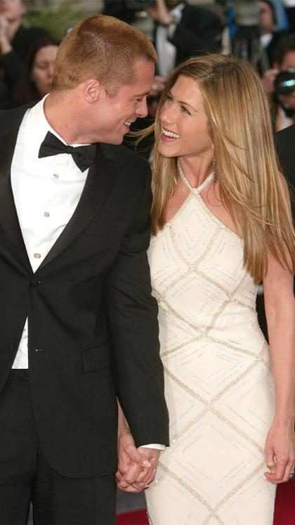 ¿Brad Pitt causó tensión en el matrimonio de Jennifer Aniston y Justin Theroux?