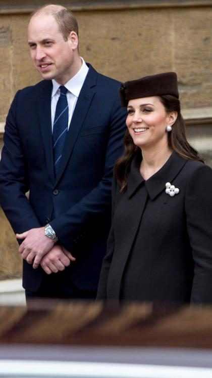 ¡¿El príncipe William reveló el sexo del tercer bebé que tendrá con Kate Middleton?!