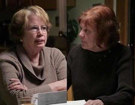How Grandma Nancy Drews Gemma and Abbie Became the Stars of Netflix's The Keepers   E! News