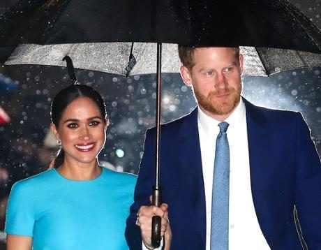 Prince Harry and Meghan Markle Just Said Goodbye to Major Part of Their Royal Life