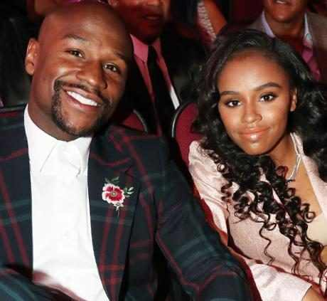 Floyd Mayweather's Daughter Iyanna Arrested for Assault