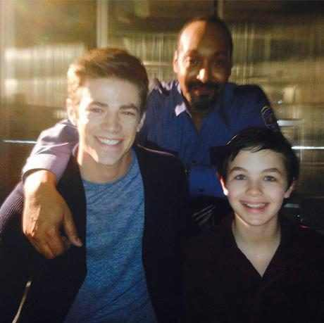 The Flash's Logan Williams Dead at 16: Grant Gustin and More Stars Pay Tribute