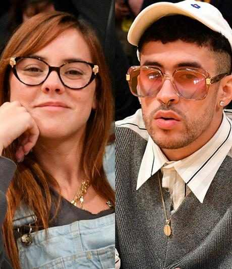 Bad Bunny Surprise Releases a New Song Featuring... His Girlfriend