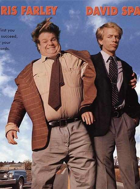 "Tommy Boy Turns 25: Secrets About the Movie That Will Make You Cry ""Holy Schnikes"""
