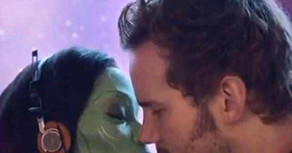 Second Guardians Of The Galaxy Movie Trailer Watch Chris