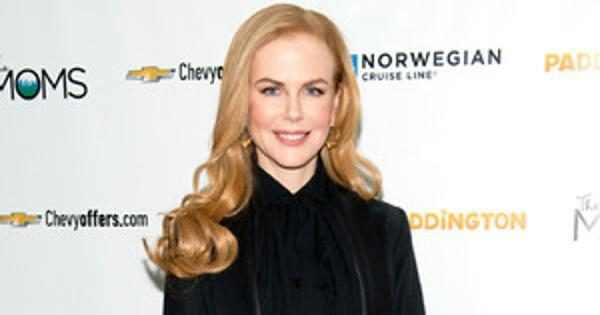 Nicole Kidman Reveals Her Favorite Dress Of All Time E News