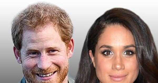 Prince Harry And Meghan Markle Buy First Christmas Tree
