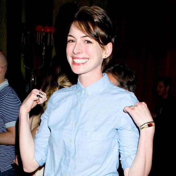 Anne Hathaway Now And Then: Anne Hathaway From The Big Picture: Today's Hot Pics