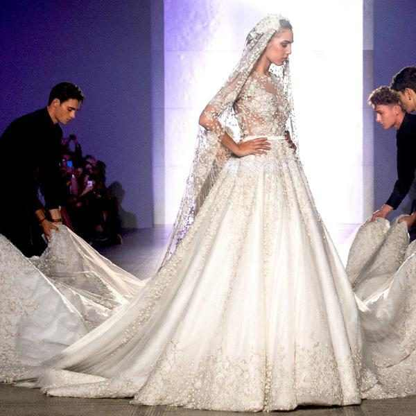 Ralph And Russo Wedding Dresses: Ralph & Russo, 2014 From Most Show-Stopping Wedding Gowns