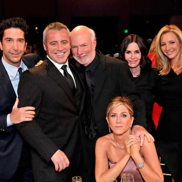 The One With Five Friends & a Jimmy Burrows from NBC's ...