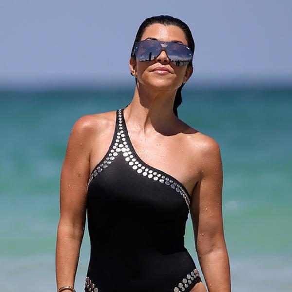 sizzling in south beach from kourtney kardashian u0026 39 s hottest