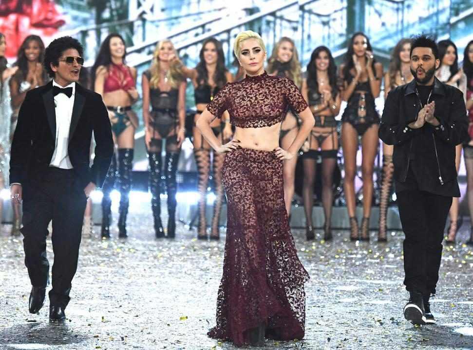 Lady Gaga, The Weeknd & Bruno Mars